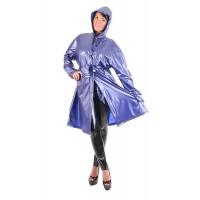 KF PVC Plastik - Mantel Regenmantel RA33 FASHION MAC
