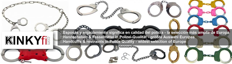 Fesselmittel in Polizei-Qualität