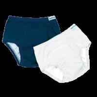 Suprima 1255 - bodyguard Inkontinenz Slip Baumwolle für Kinder weiß