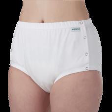 Knielange PVC Hose für Damen und Herren, suprima 9603