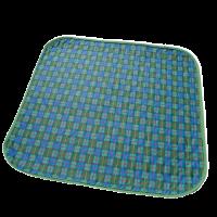 Suprima 3700-000 - Sitzauflage karo blau-grün 45x45cm