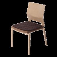 Suprima 3703-056 - Sitzauflage mokka 45x45cm