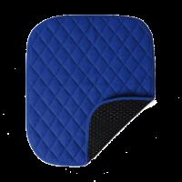 Suprima 3704 - Sitzauflage mit Anti-Rutsch-Noppen an der Unterseite blau 40x50cm