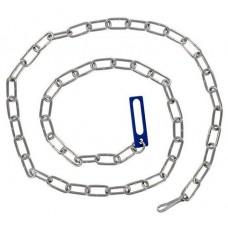 """CTS-Thompson - Bauchfessel 7178 ohne Handschellen Belly Chain rostfrei 78"""" 198cm"""