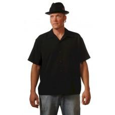 Charlie Harper Shirt Bowling-Hemd ST37044 Blank Pop Check Center