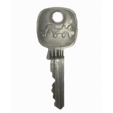 CLEJUSO - E/S101-103 Schlüssel Ersatzschlüssel für Handschellentypen Nr. 101, 102, 103