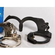 KEL-MET - Handschellen Handfesseln Kette Edelstahl Schwarz 500 Stück