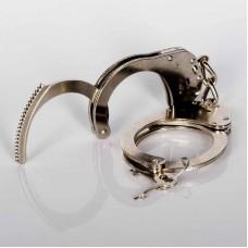 KEL-MET - Handschellen Handfesseln Standard Kette Edelstahl