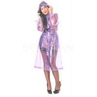 KF PVC Plastik - Damen - Regenmantel modern RA22 MODERN GIRL RAINMAC