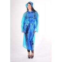 KF PVC Plastik - Mantel Regenmantel Damen Mantel RA37 TRENCHCOAT